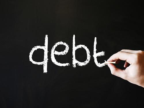 Debt Payment | by Images_of_Money