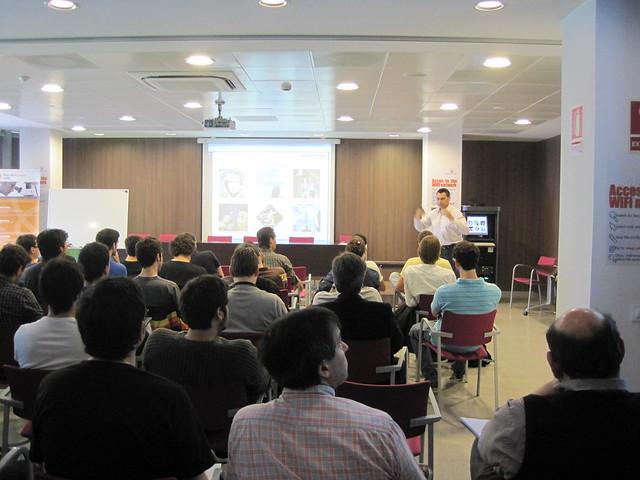 Programa Generació d'Idees 2012