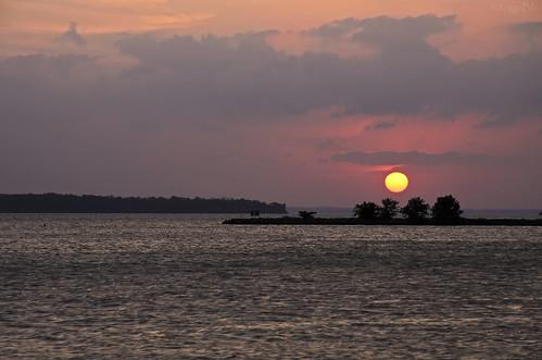 sunset sun water landscape photography nikon texas livingston lakelivingston lakelivingstonstatepark d7000