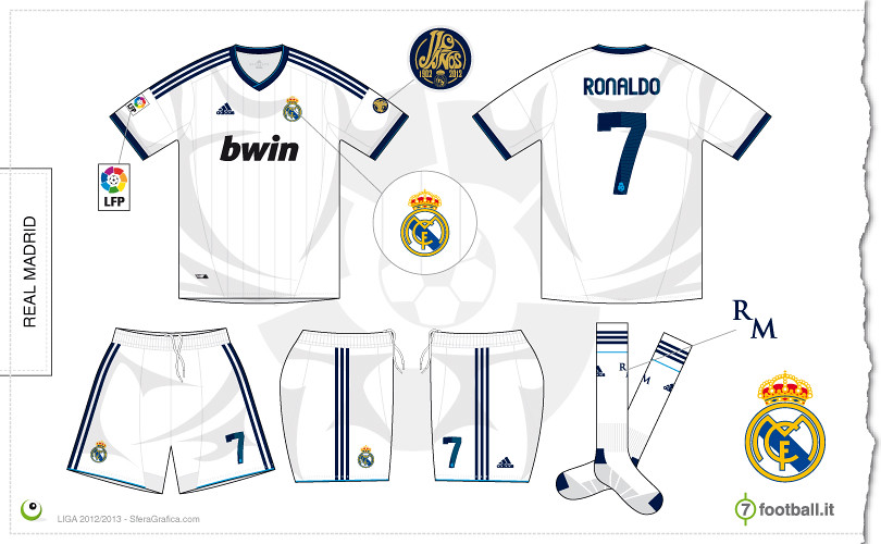 size 40 6dd46 12386 Real Madrid home kit 2012/2013 | Sergio Scala | Flickr