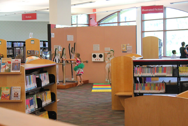 gail borden public library