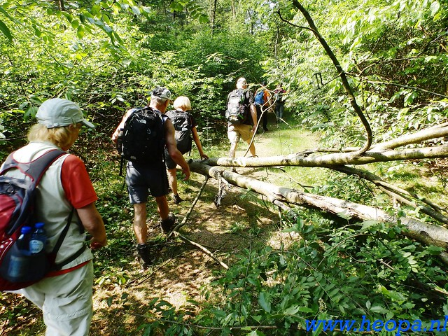 2016-06-04  KIWANIS Paleizen wandeltocht 36 Km  (89)