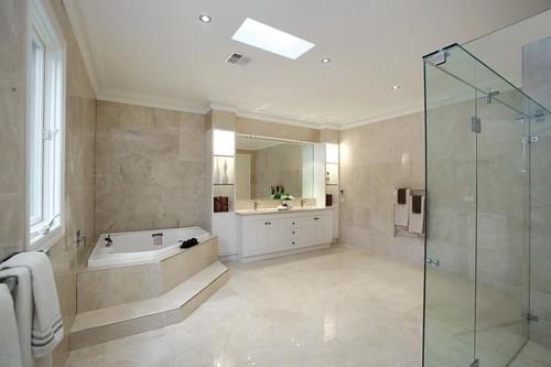McMansion bathroom | by spanspek