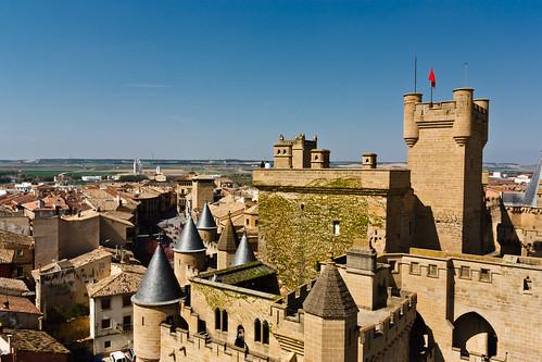 Castle of Olite /Castillo de Olite | by Multimaniaco