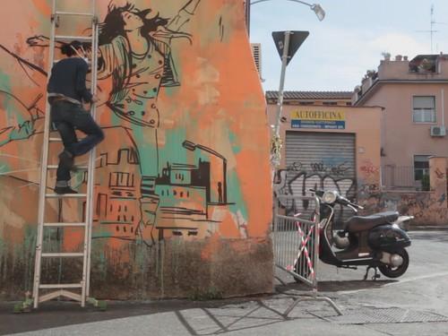 Little Movie! Alice Pasquini - Rome (IT)