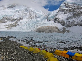 Base Camp, Mt. Everest | by scottjehl