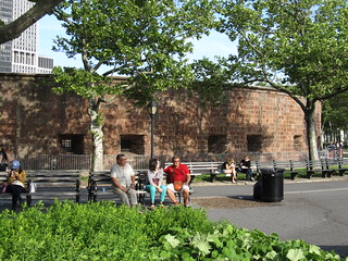 Castle Clinton National Monument, Battery Park, Manhattan, New York | by Ken Lund