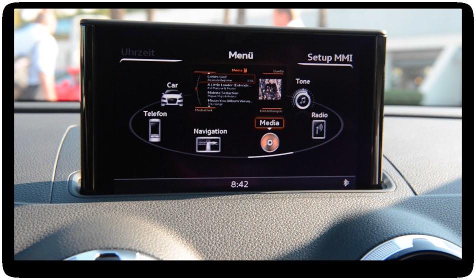 Audi A3 MMI Navigation plus Modell 2012 | worldtravlr_net | Flickr