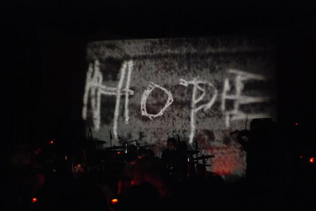 Godspeed You! Black Emperor in Big Sur