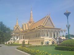 Palácio Real de Phnom Penh