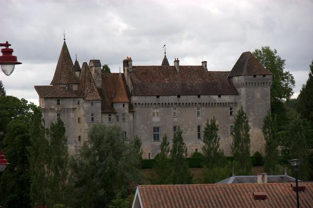 Château de Château L'Evèque(24)