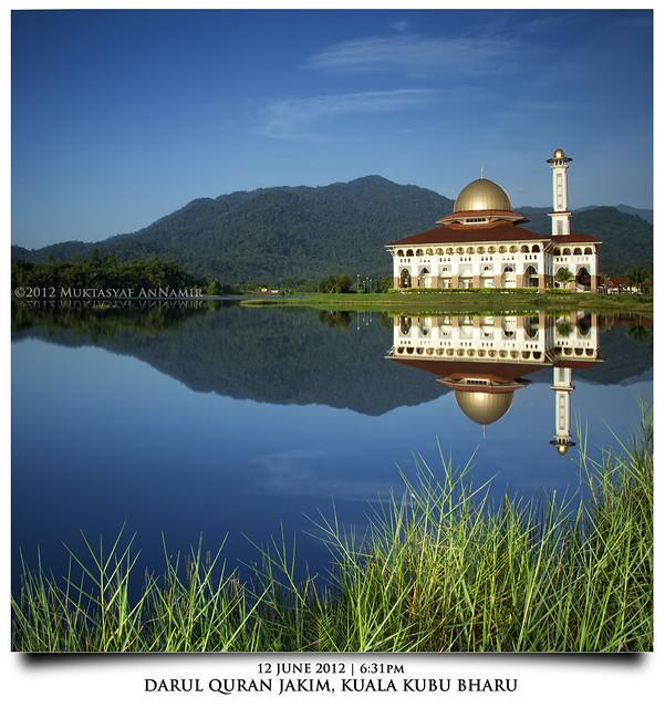 Masjid Darul Quran JAKIM   Vertorama