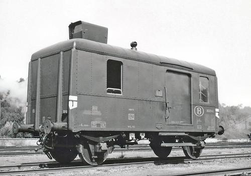NMBS pakwagen 16194 | by Pim Van Gestel
