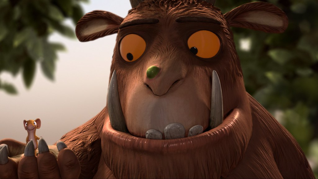 The Gruffalo - Toon a Ville 2012 | Toon a Ville | Flickr
