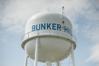 Bunker Hill Water Tower | by goingslowly