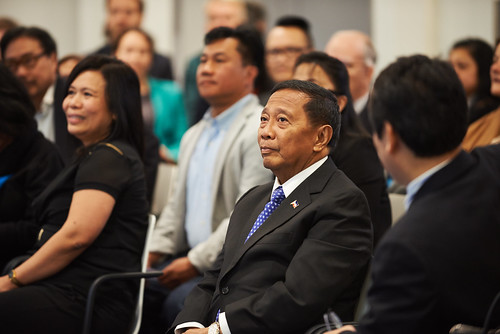 Vice president of the Philippines, Mr. Jejomar Binay 1 | by ISS The Hague