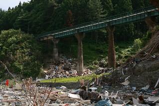 2011 年 6 月 16 日 大槌町   by shiggyyoshida