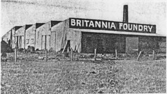 Britannia Foundry, Barnet Road