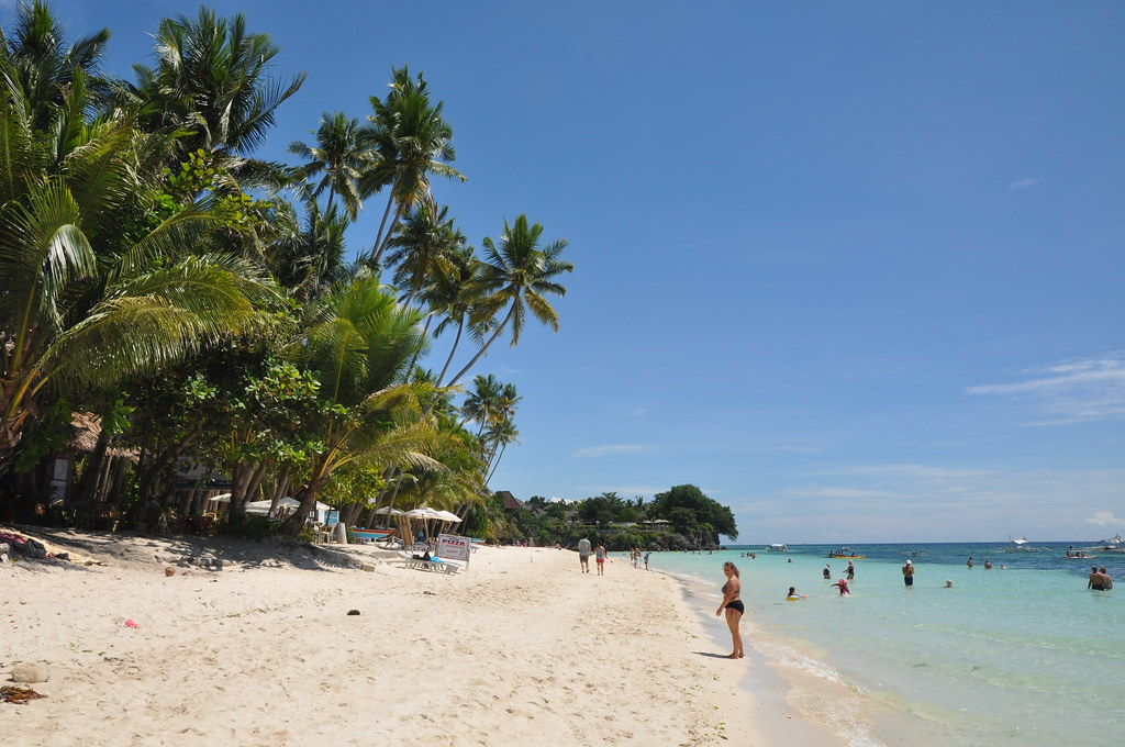 Panglao Alona Beach