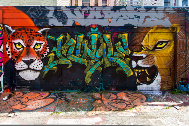Twick ICP in Clarion Alley (part 4/4)