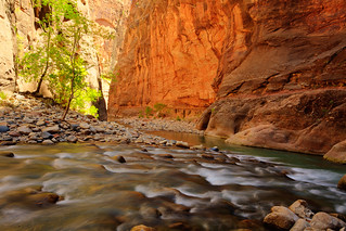 Virgin River at Zion | by clarklandscapes