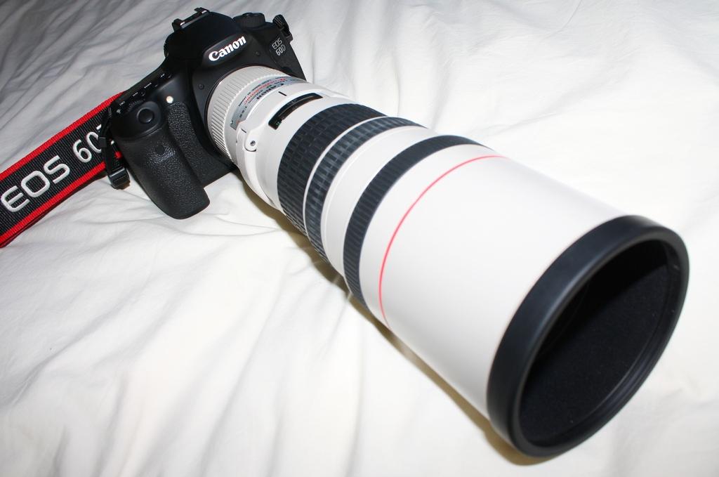 Canon EOS 60D + EF 400 f5 6 L USM | gc232 | Flickr