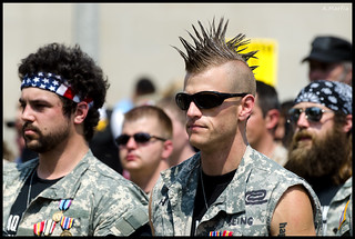 Mohawk Vet | by Andy Marfia