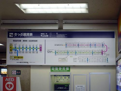 JR Kushiro Station   by Kzaral