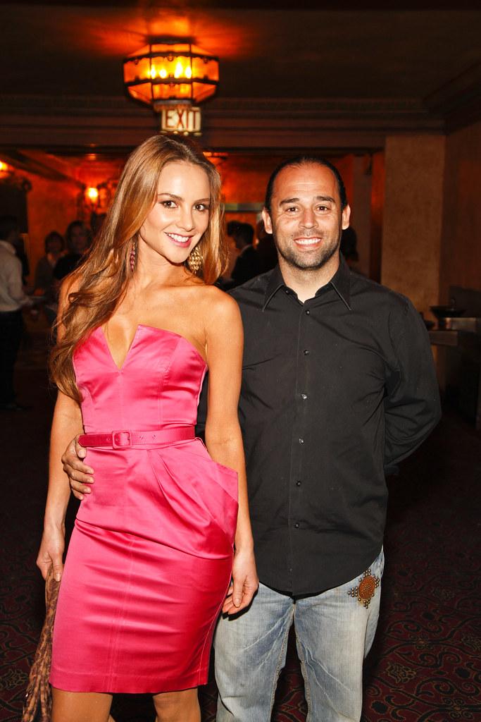 Ximena Cordoba and Carlos Rojas | MIFF 2012 Awards Night ...