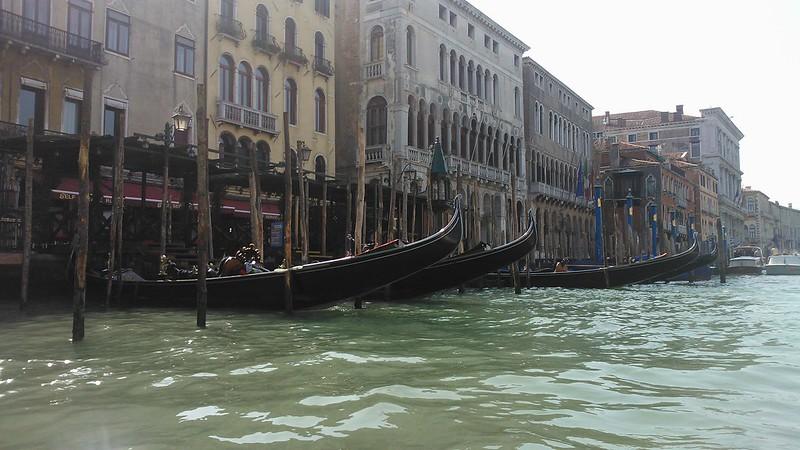Gondolas!