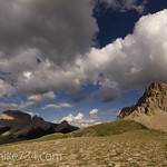 Chief Mountain with Gable Mountain