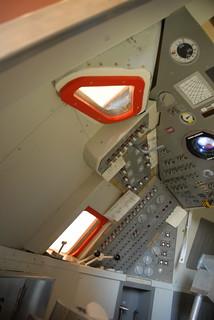 Ricostruzione del modulo comando dell'Apollo 16 / Apollo 16 Command Module replica