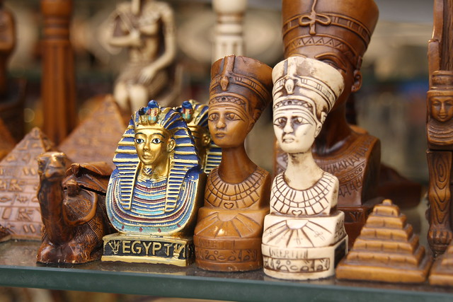 Souvenirs from Egypt!
