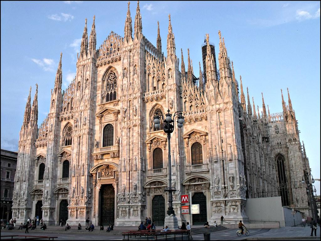 Catedral De Mil U00e3o It U00e1lia The Cathedral Is Immense 157