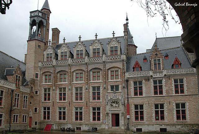 Gruuthuse Museum - Brugge - Belgium