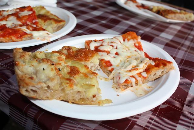 La pizza di Bonci!