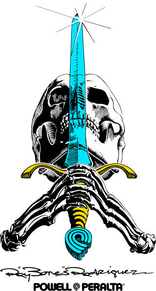 skull and sword VCJ artwork