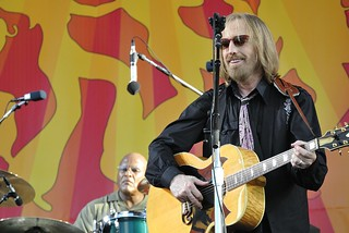 Tom Petty & Steve Ferrone | by kyonokyonokyono