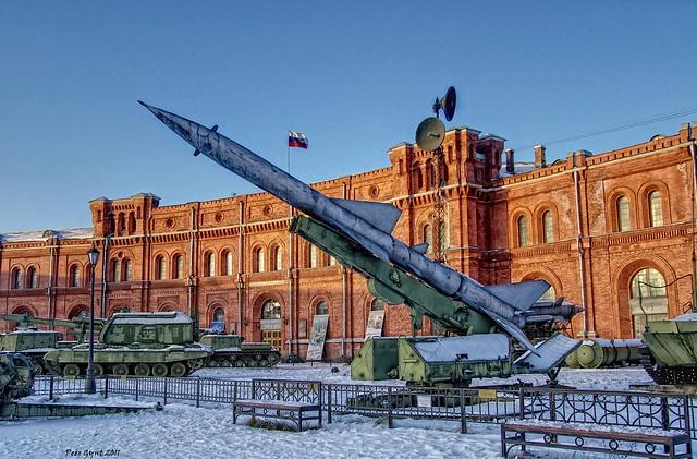 SAM S-75 Dvina. ЗРК С-75