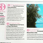 Congrats us!! Our Marrakech retreat with Jim Tarran has been chosen as one of the top three yoga retreats in the world by the Sunday Times! #soproud #amazing #yogalove #yogaeverydamnday #holiday #explore #breathe #bliss #vacation #life #happiness