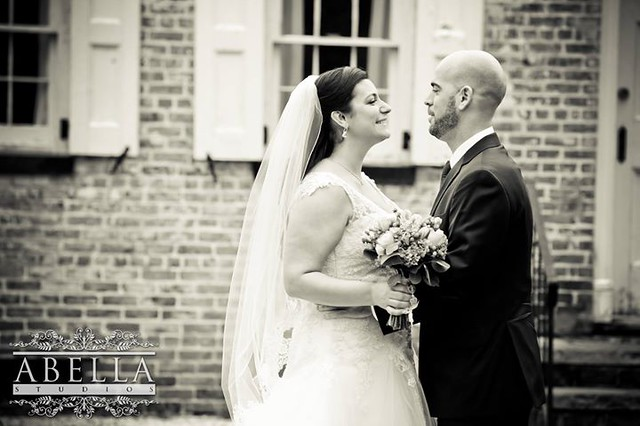 These images were captured by New Jersey's leading Wedding Photography & Videography Studio - Abella Studios - http://ift.tt/1rfQi7c Additional images can be viewed / purchased through http://ift.tt/1YunrAk #BuonaSeraPalazzowedding #Ido #MrAndMrs #husband