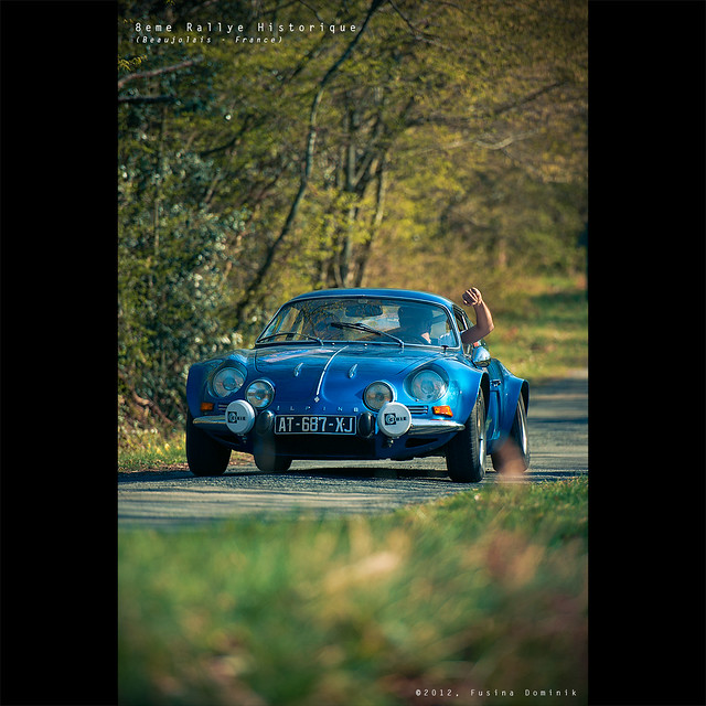 8eme Rallye Historique | Beaujolais