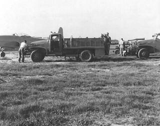 Lesina Airbase-Italy 1945