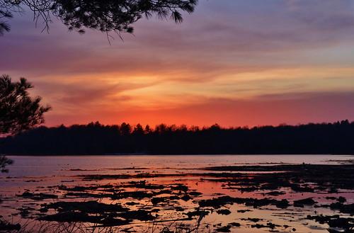 sunset promisedlandstatepaparkpikecounty