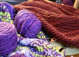 Apr17-Sweaters | by crazyknittinglady