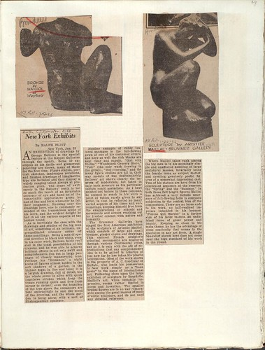 New York City Newspaper Clippings; page 36