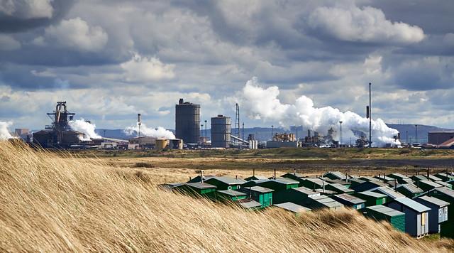 Steel Works & Dunes