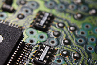 Circuit Board | by Lennart Tange