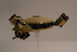 Alien Heavy Destroyer Drone