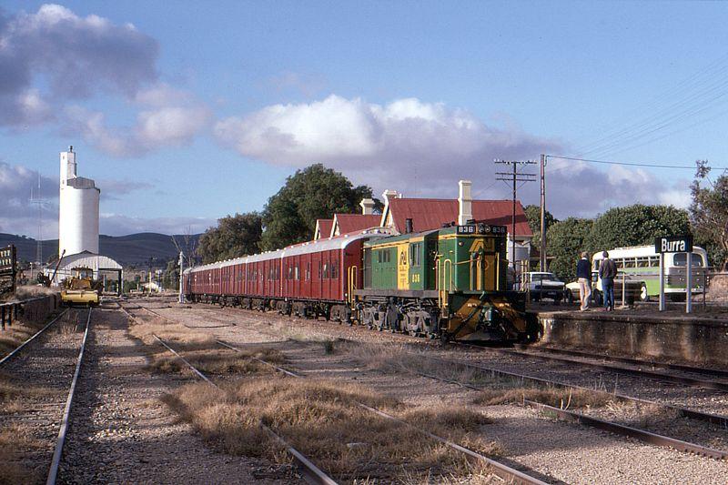 Does anyone remember Hinterland Rail? by Bingley Hall